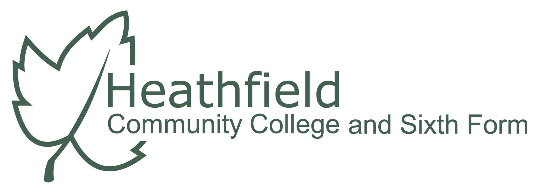Heathfield Community College, Heathfield logo