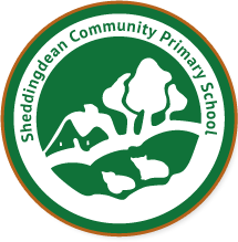 Sheddingdean Community Primary School logo