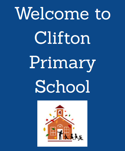 Clifton Primary School logo