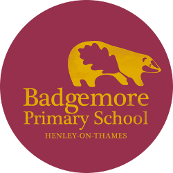 Badgemore Primary School, Henley-on-thames logo