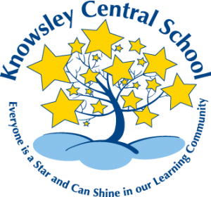 Knowsley Central School logo