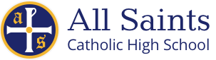 All Saints  High School logo