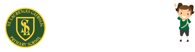 St Laurence's  Primary School logo