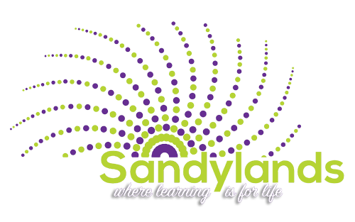 Morecambe and Heysham Sandylands Community Primary School logo