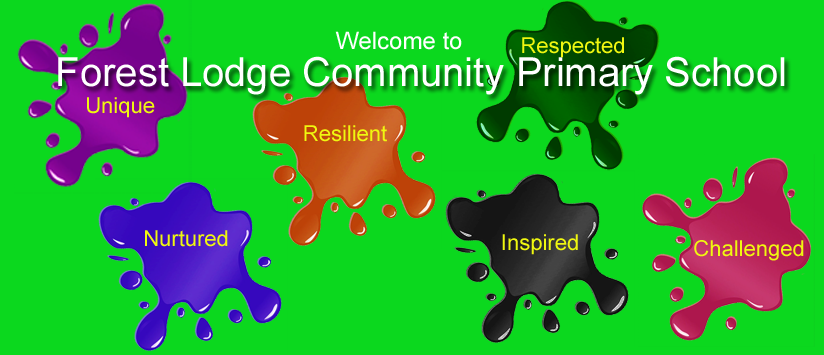 Forest Lodge Community Primary School logo