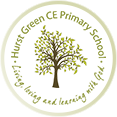 Hurst Green  Primary School  logo