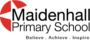 Maidenhall Primary School logo