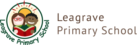 Leagrave Primary School logo