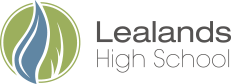 Lealands High School logo