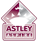 Astley Sports College and Community High School logo