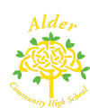 Alder Community High School logo