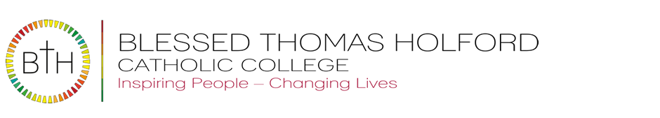 Blessed Thomas Holford  College. logo