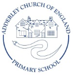 Adderley  Primary School logo