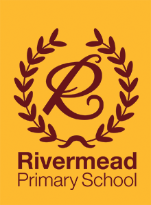 Rivermead Primary School logo
