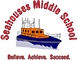 Seahouses Middle School logo