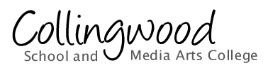 Collingwood School & Media Arts College, Morpeth logo