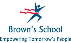 Browns School logo