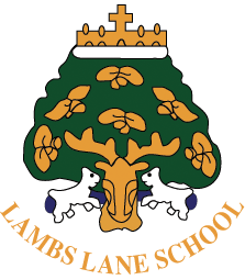 Lambs Lane Primary School logo