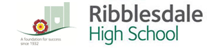 Ribblesdale High School, Clitheroe logo