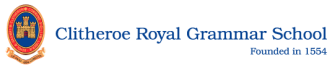 Clitheroe Royal Grammar School logo