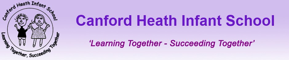 Canford Heath Infant School logo