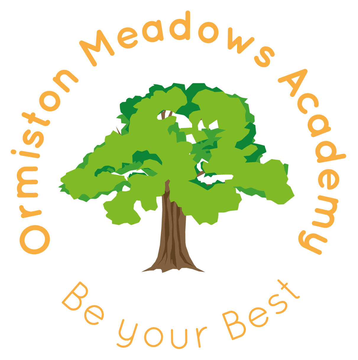 Ormiston Meadows Academy logo