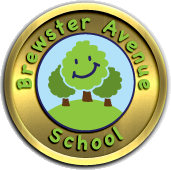 Brewster Avenue Infant School logo