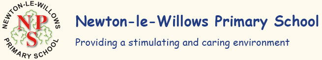 Newton-le-Willows Primary School logo