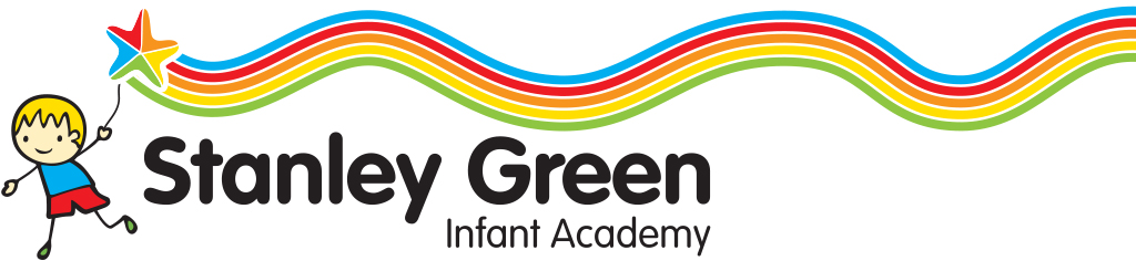 Stanley Green Infant Academy logo