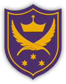 All Hallows  High School logo