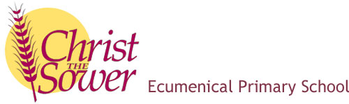 Christ the Sower Ecumenical Primary School (VA) logo