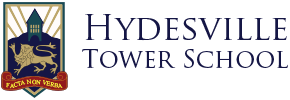 Hydesville Tower School logo