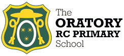 Oratory  Primary School logo