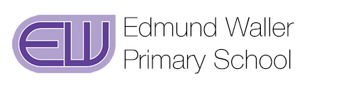 Edmund Waller Primary School logo
