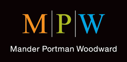 Mander Portman Woodward School, London logo