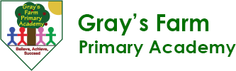 Gray's Farm Primary Academy logo
