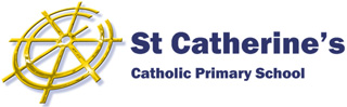 St Catherine's RC School logo