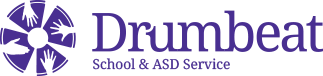 Drumbeat School and ASD Service logo