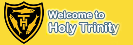 Holy Trinity  Primary School logo