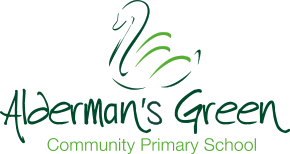 Alderman's Green Community Primary School logo