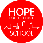 Hope House School logo