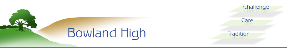 Bowland High logo