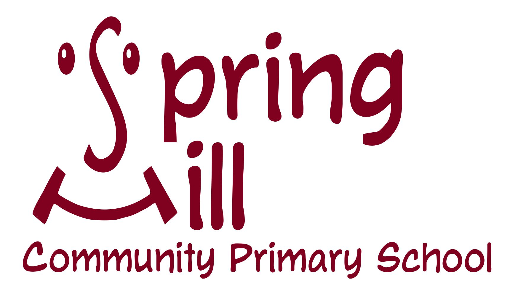 Accrington Spring Hill Community Primary School logo