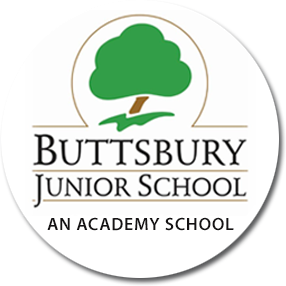 Buttsbury Junior School logo