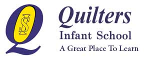 Quilters Infant School logo