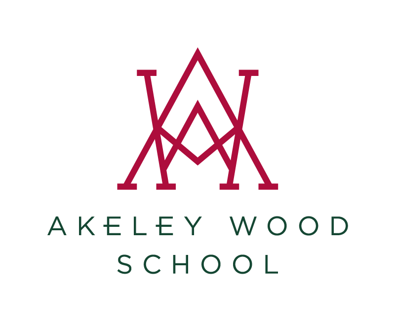 Akeley Wood Senior School logo