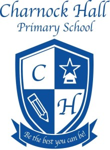 Charnock Hall Primary School logo