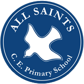 All Saints  Primary School, Horsham logo